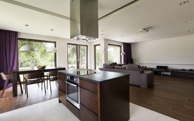 Open Plan Kitchen Renovation – How to Design a Practical Open Kitchen