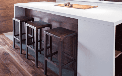 Fully Functional Breakfast Bar Ideas for a Small Kitchen