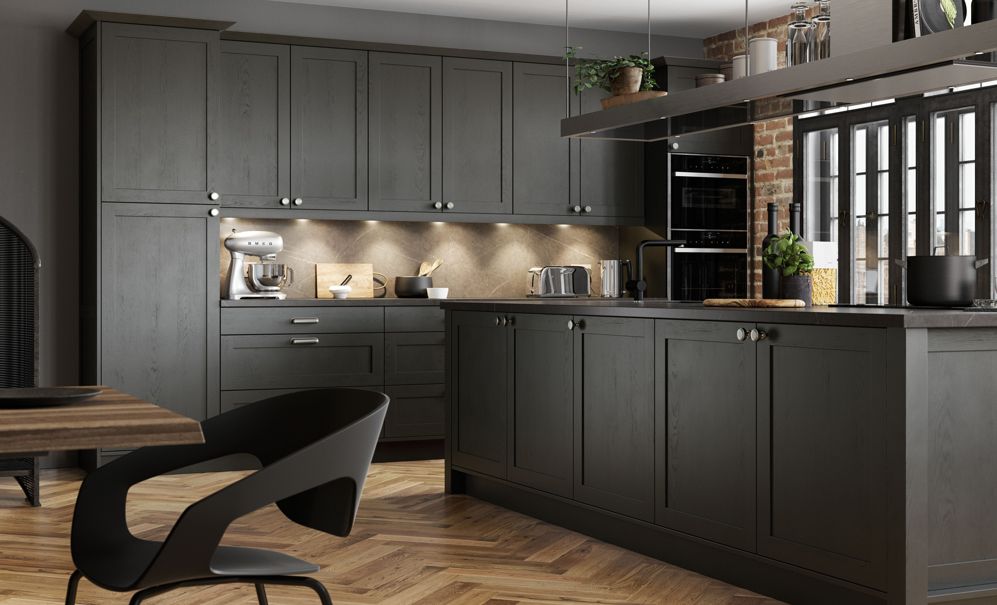 graphite kitchen design 2020